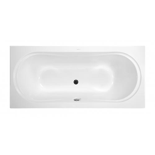 Акриловая ванна Vagnerplast Briana 180x80x43