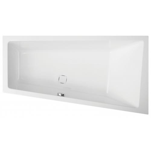 Акриловая ванна Vagnerplast Cavallo правая 160x90x45