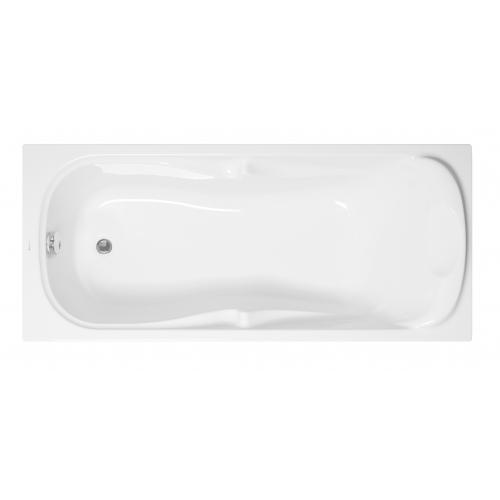 Акриловая ванна Vagnerplast Charitka 170x75x45