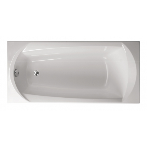 Акриловая ванна Vagnerplast Ebony 160x75x42