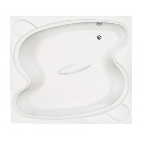 Акриловая ванна Vagnerplast Helios 194x170x520