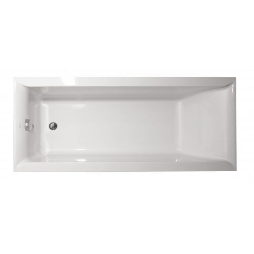 Акриловая ванна Vagnerplast Veronela 170x75x45