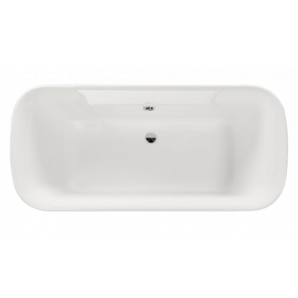 Акриловая ванна Vagnerplast Blanca WT 175x80 см