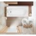 Акриловая ванна Vagnerplast Nymfa 150x70x38 см