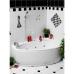 Акриловая ванна Vagnerplast Selena правая 160x105x43 см