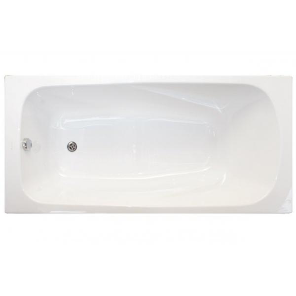 Акриловая ванна Vagnerplast Aronia 170x75x41 см