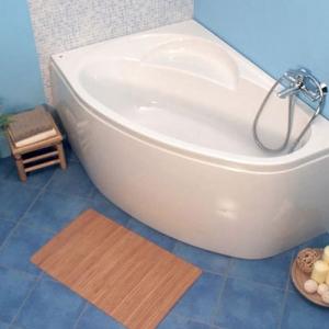 Угловая ванна Flora