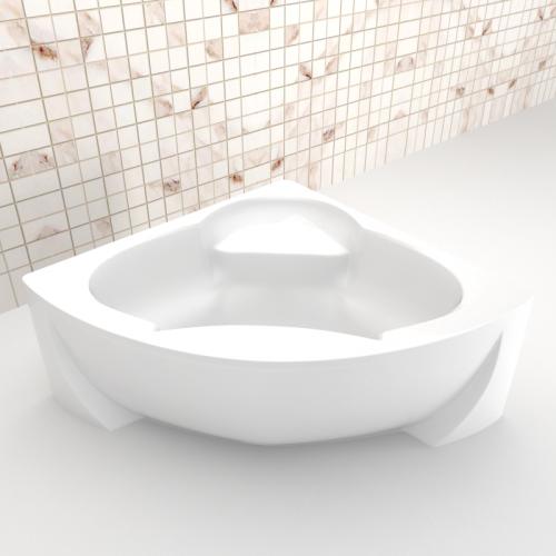 Угловые акриловые ванны всех размеров