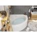 Акриловая ванна Vagnerplast Mini Catalina 125x125x43 см