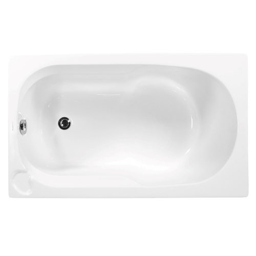 Акриловая ванна Vagnerplast Nike 120x70x35