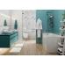 Акриловая ванна Vagnerplast Kasandra 150x70x45 см