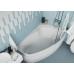 Акриловая ванна Vagnerplast Avona правая 150x90x43 см