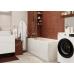 Акриловая ванна Vagnerplast Aronia 160x75x41 см