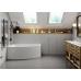 Акриловая ванна Vagnerplast Veronela левая 160x105x45 см