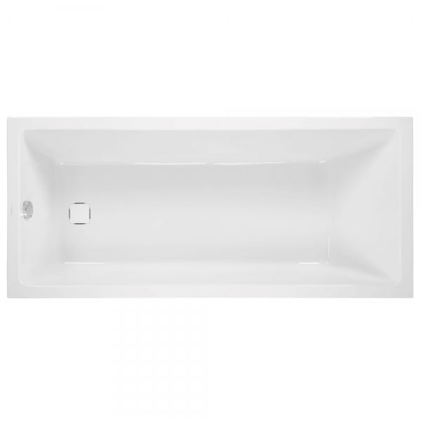 Акриловая ванна Vagnerplast Cavallo 160x70x45 см