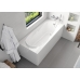 Акриловая ванна Vagnerplast Kleopatra 160x70x39 см