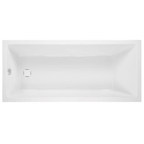 Акриловая ванна Vagnerplast Cavallo 170x75x45