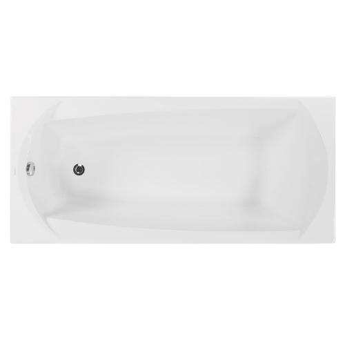 Акриловая ванна Vagnerplast Ebony 170x75x42