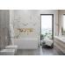 Акриловая ванна Vagnerplast Veronela 170x75x45 см