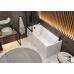 Акриловая ванна Vagnerplast Minerva 170x70x42 см
