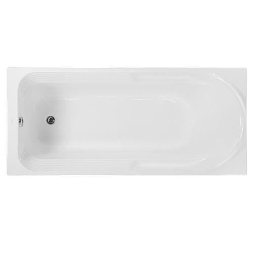 Акриловая ванна Vagnerplast Hera 180x80x43