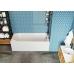 Акриловая ванна Vagnerplast Hera 180x80x43 см