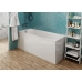 Акриловая ванна Vagnerplast Kasandra 180x70x45 см