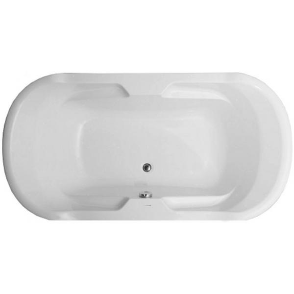Акриловая ванна Vagnerplast GAIA 190x100 см