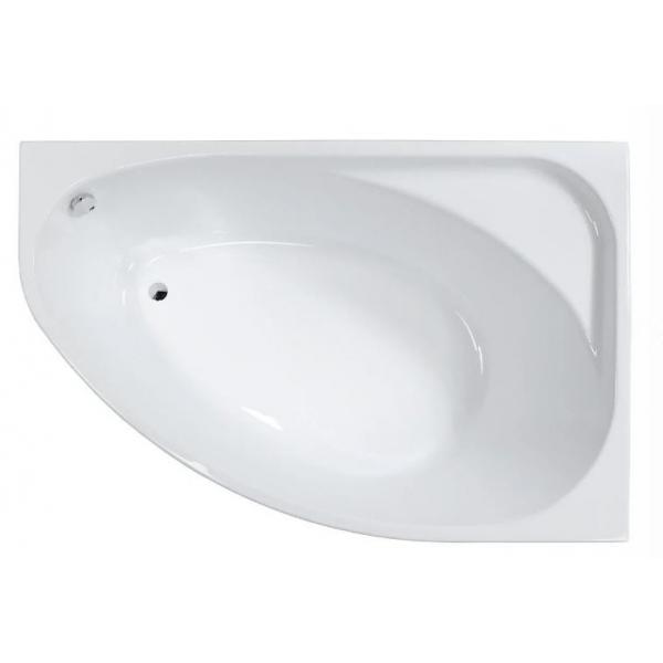 Акриловая угловая ванна Vagnerplast HAPI 170 Right