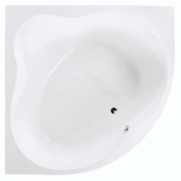 Акриловая угловая ванна Vagnerplast PLEJADA 150