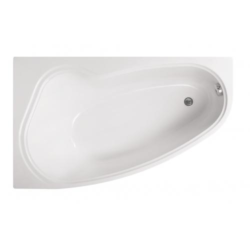 Акриловая ванна Vagnerplast Avona левая 150x90x43