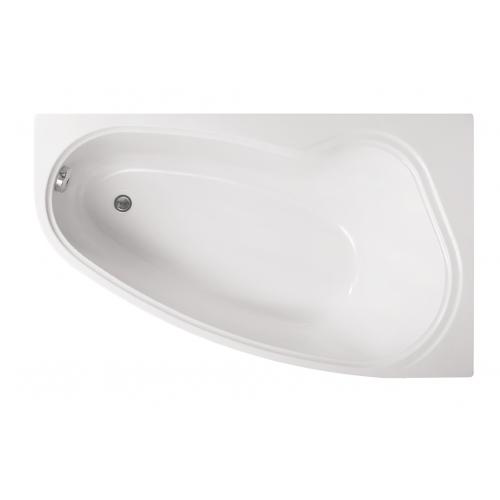 Акриловая ванна Vagnerplast Avona правая 150x90x43