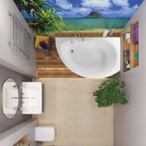 Corona - акриловая ванна